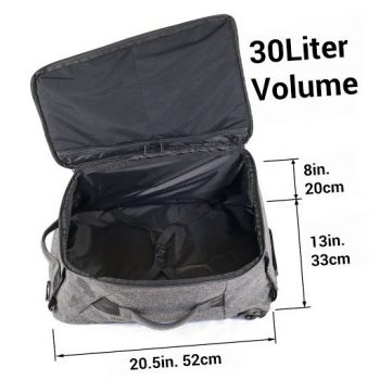 30 Liter Backpack Dimensions